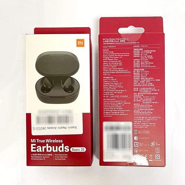 Fone De Ouvido Bluetooth Redmi Airdots 2s Lançamento Original e Lacrado  - Foto 3