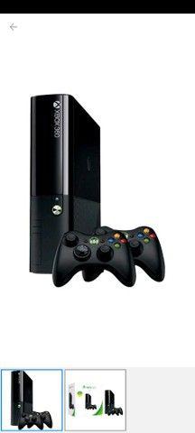 Vendo Xbox 360 semi novo - Foto 2