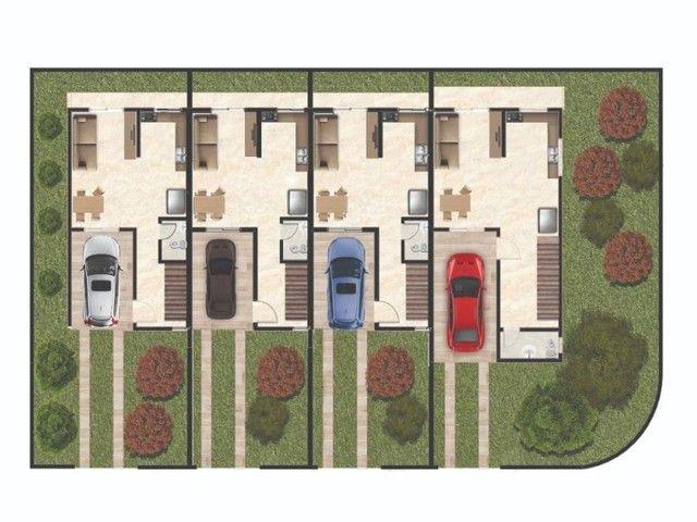 Casa em Nova Palhoça, Palhoça/SC de 135m² 3 quartos à venda por R$ 300.000,00 - Foto 2