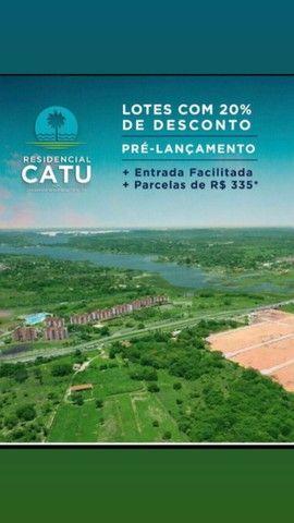 Loteamento Catu Aquiraz, investimento certo !! - Foto 10