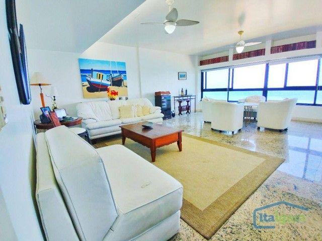 Apartamento com 4 dormitórios à venda, 189 m² por R$ 1.500.000,00 - Ondina - Salvador/BA - Foto 13