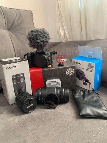 Vendo câmera Canon EOS 3 / SLr3  - Foto 3
