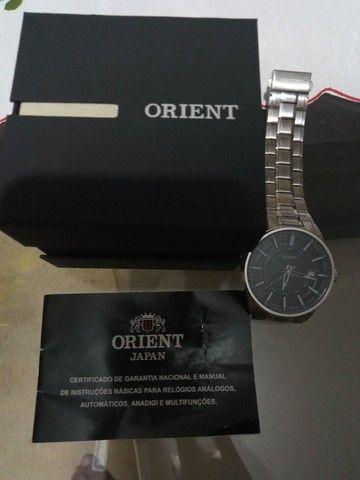 Relógio Orient 2 meses de comprado