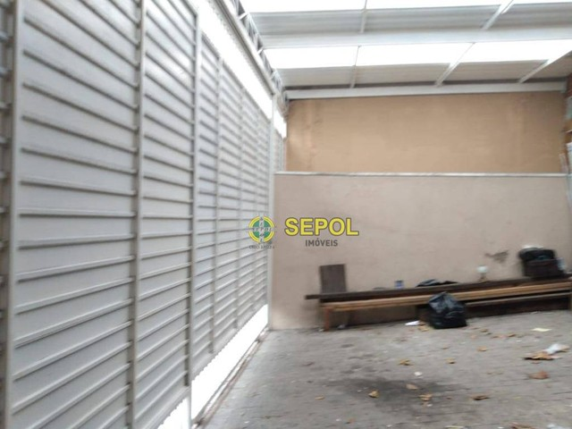 Salão para alugar, 200 m² por R$ 3.200,00/mês - Jardim Egle - São Paulo/SP - Foto 6