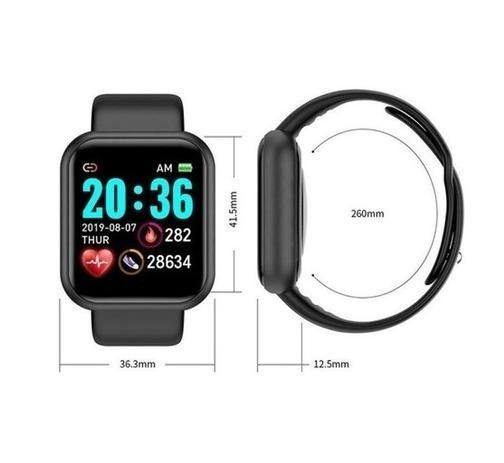 Smartwatch D20 Pro Atualizado 2021 Bluetooth Android / Ios - Foto 3