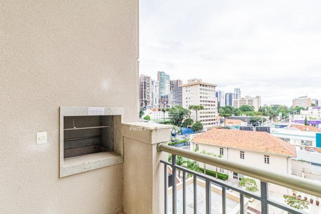 Apartamento para alugar com 1 dormitórios em Batel, Curitiba cod:9130 - Foto 17