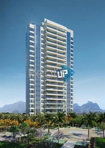 Apartamento à venda com 4 dormitórios em Barra da tijuca, Rio de janeiro cod:25668 - Foto 4