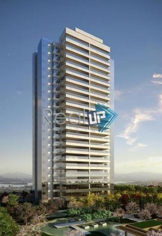 Apartamento à venda com 4 dormitórios em Barra da tijuca, Rio de janeiro cod:25668 - Foto 3