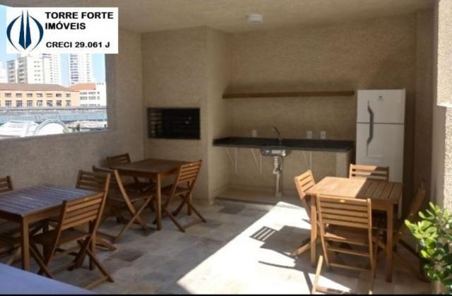 Apartamento com 2 dormitórios, 1 suíte na Moóca - Foto 11