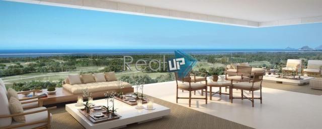 Apartamento à venda com 4 dormitórios em Barra da tijuca, Rio de janeiro cod:25668 - Foto 11