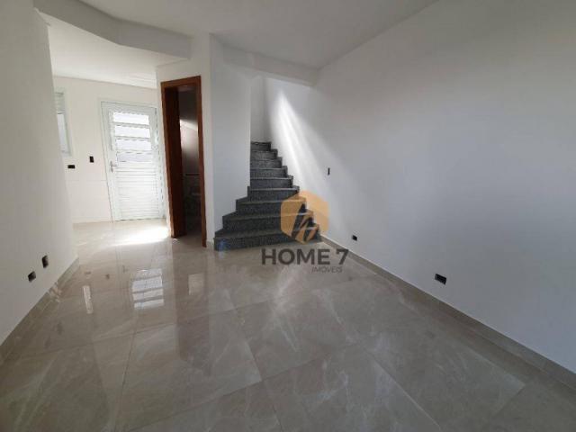 Sobrado à venda, 119 m² por R$ 470.000,00 - Sítio Cercado - Curitiba/PR - Foto 12