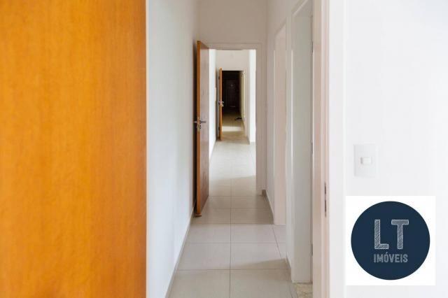 Apartamento com 2 dormitórios à venda, 64 m² por R$ 195.000,00 - Parque São Luís - Taubaté - Foto 17
