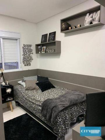 Apartamento com 3 dormitórios à venda, 107 m² por R$ 1.080.000 - Tatuapé - São Paulo/SP - Foto 13