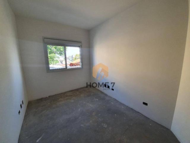 Sobrado à venda, 119 m² por R$ 470.000,00 - Sítio Cercado - Curitiba/PR - Foto 2