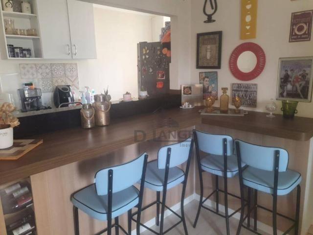 Apartamento com 2 dormitórios à venda, 57 m² por R$ 310.000,00 - Parque Itália - Campinas/ - Foto 6