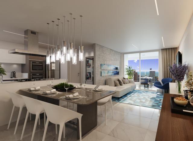 Apartamento à venda com 3 dormitórios em Centro, Guaratuba cod:0389/2021 - Foto 3