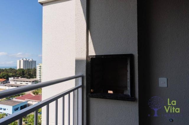 Apartamento com 2 dormitórios à venda, 52 m² por R$ 248.328,00 - Itacolomi - Balneário Piç - Foto 10