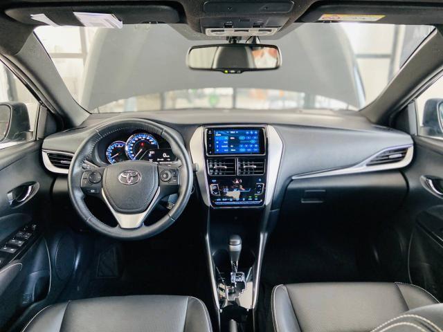 Toyota Yaris 2018/2019 1.5 16V Flex XLS Multdrive - Foto 6