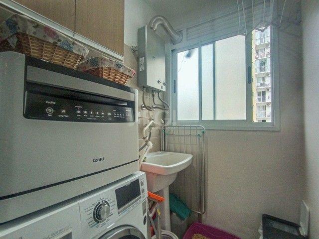 Apartamento à venda com 3 dormitórios em Jardim carvalho, Porto alegre cod:EL56357495 - Foto 18