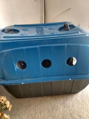 Casinhas para transporte de cachorro. - Foto 3