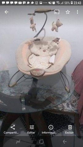 Cadeirinha de descanso para bebe