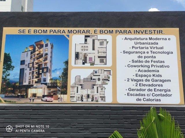 COD 1-487 Apartamento Jardim Oceania 2 quartos bem localizado - Foto 8