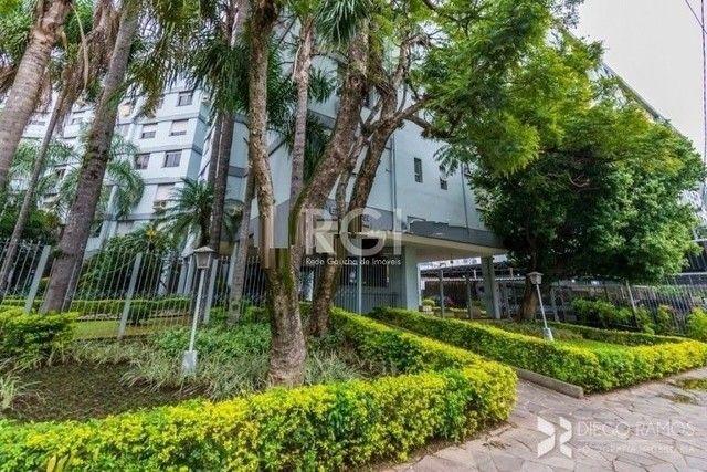 Apartamento à venda com 1 dormitórios em Santana, Porto alegre cod:VP87973
