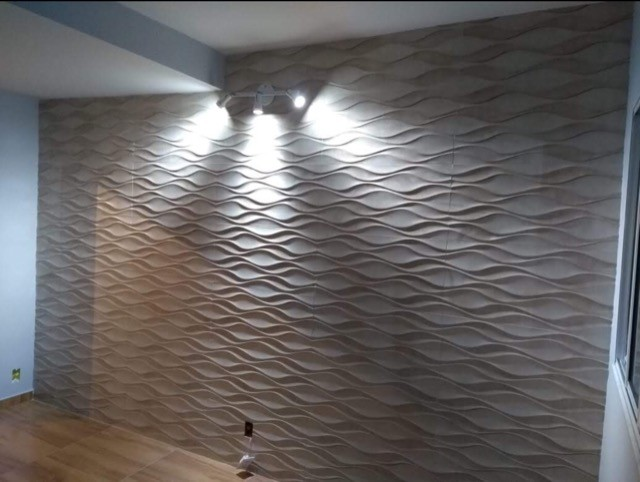 Colocação de Papel de parede e piso  laminado e vinílico  - Foto 5