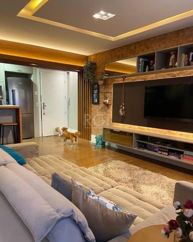 Apartamento à venda com 3 dormitórios em São sebastião, Porto alegre cod:EL56357515 - Foto 2
