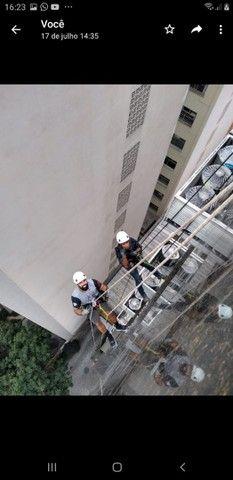 Acesso por corda/ alpinismo/ alpinistas/ rapel/ acesso por corda  - Foto 5