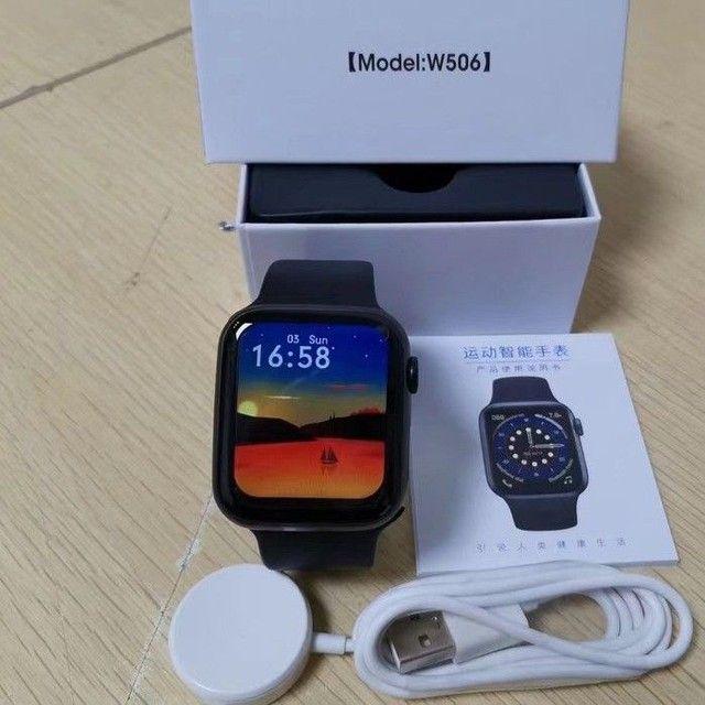 Iwo w506 série 6 relógio inteligente