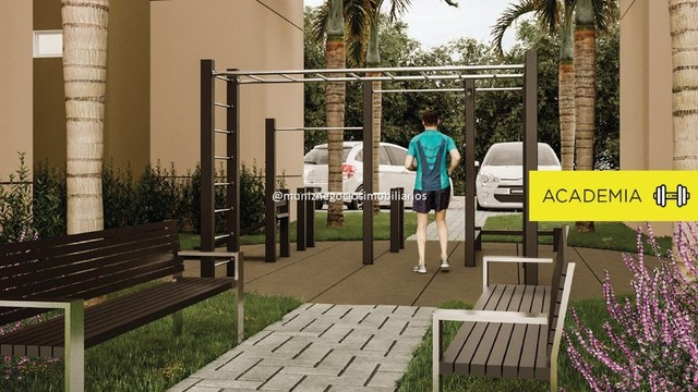 R Condomínio Clube  em Camaragibe ,2 quartos, varanda , Solicite sua Simulação!!! - Foto 2