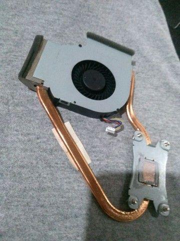 Cooler+dicipador notebook lg s43 (s460)