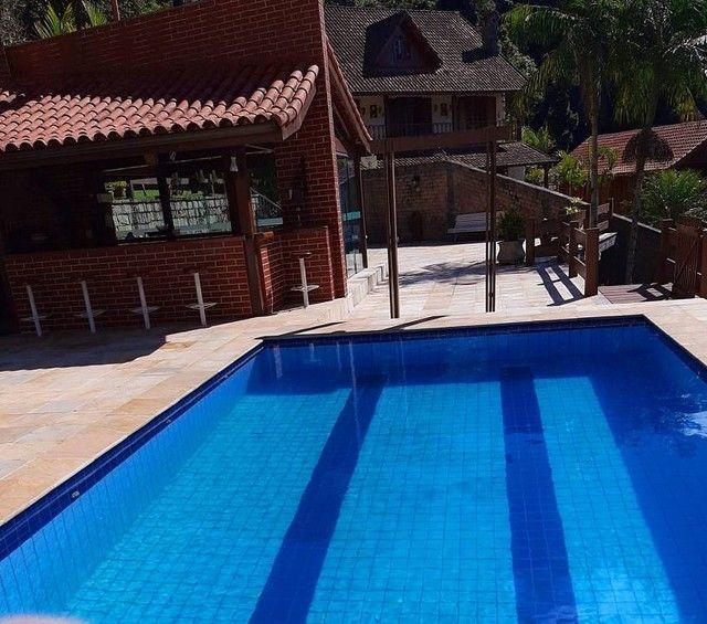 Bela casa de condomínio privilegiado para venda em local valorizado ,Comary , Teresópolis. - Foto 8