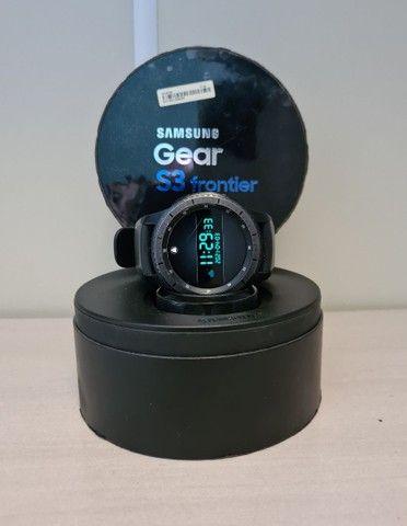 Samsung gear s3 frontier original!