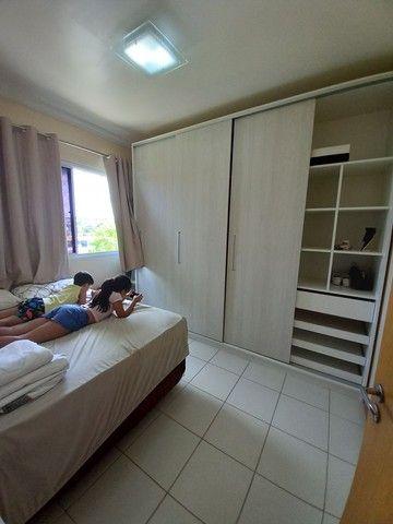 Apto 3 quartos, Aleixo, Alto, Semi Mobiliado  - Foto 13