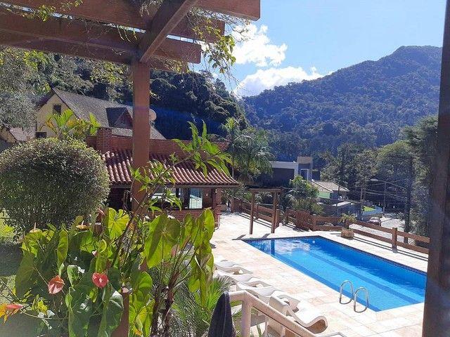 Bela casa de condomínio privilegiado para venda em local valorizado ,Comary , Teresópolis. - Foto 18