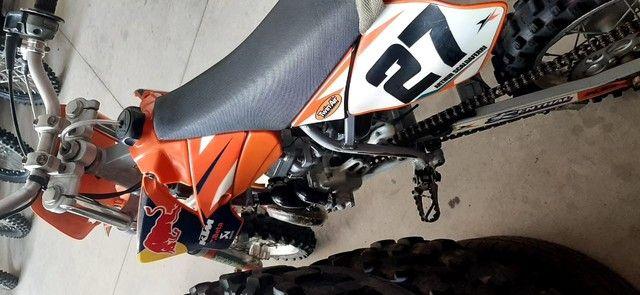 Moto infantil KTM 50 2006 - Foto 3