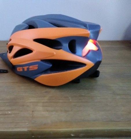 Vendo capacete GTS - Foto 2