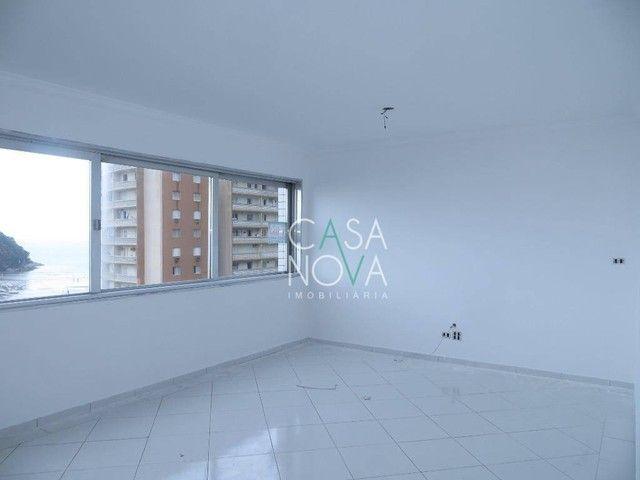 Apartamento com 2 dormitórios para alugar, 118 m² por R$ 3.000,00/mês - José Menino - Sant