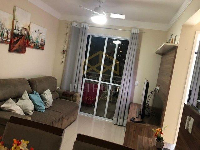 Apartamento à venda com 2 dormitórios em Mansões santo antônio, Campinas cod:AP006547