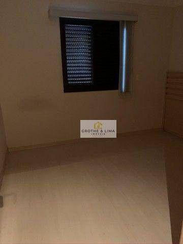 Apartamento com 4 dormitórios à venda, 139 m² por R$ 742.000,00 - Parque Residencial Aquar - Foto 4
