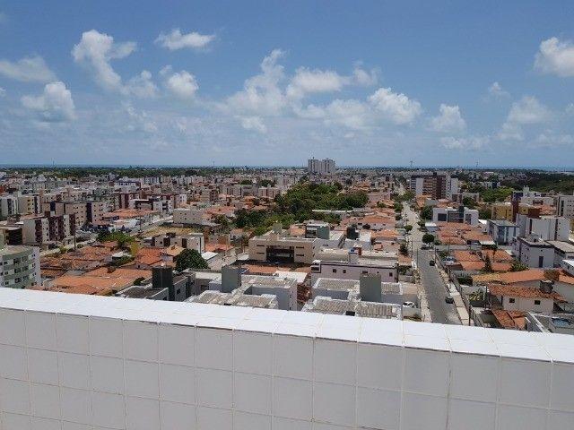 Apartamento Bancários 02 Qtos Elevador e Piscina Novo Frente Sul (BA21) - Foto 4