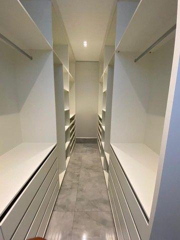Casa de Alto Padrão, Dentro de Condomínio com 3 Suítes, Lazer em Vicente Pires. - Foto 19