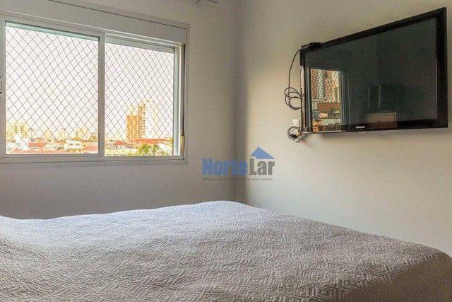Apartamento com 2 dormitórios à venda, 63 m² por R$ 515.000 - Santana - São Paulo/SP - Foto 17