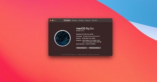 """Macbook Pro 16"""" 2019/2020 i9 16GB-RAM 1TB-SSD  - Foto 6"""