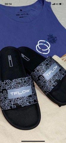 Chinelo Slide Tflow