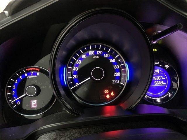 Honda Fit 2019 1.5 personal 16v flex 4p automático - Foto 10