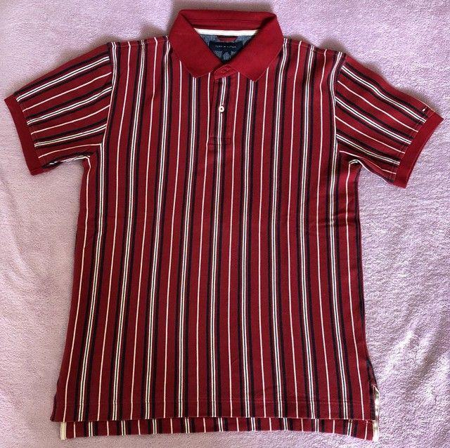 Camiseta Polo Tommy Hilfiger (Produto Novo) - Foto 2