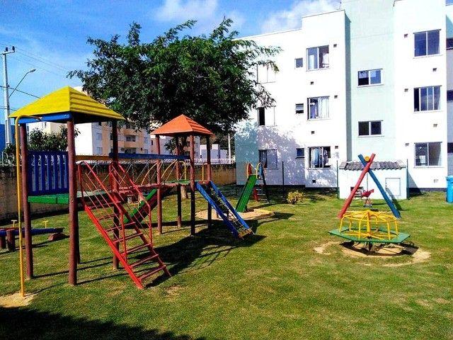 Apartamento com 2 dormitórios à venda, 54 m² por R$ 130.000,00 - Sertão do Maruim - São Jo - Foto 2